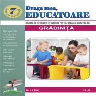 Revista 'Draga mea educatoare'