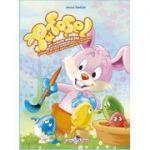 Pufoşel - un iepure mititel (culegere de texte literare, jocuri şi activităţi distractive pentru copiii de 3-6 ani)