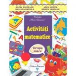 Activitati matematice grupa mare