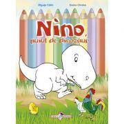 Nino, puiul de dinozaur