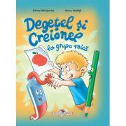 Degetel si Creionel la grupa mica (3-4 ani)