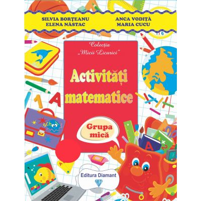 Activitati matematice grupa mica